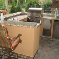 Outdoor Kitchen & Grill Ideas