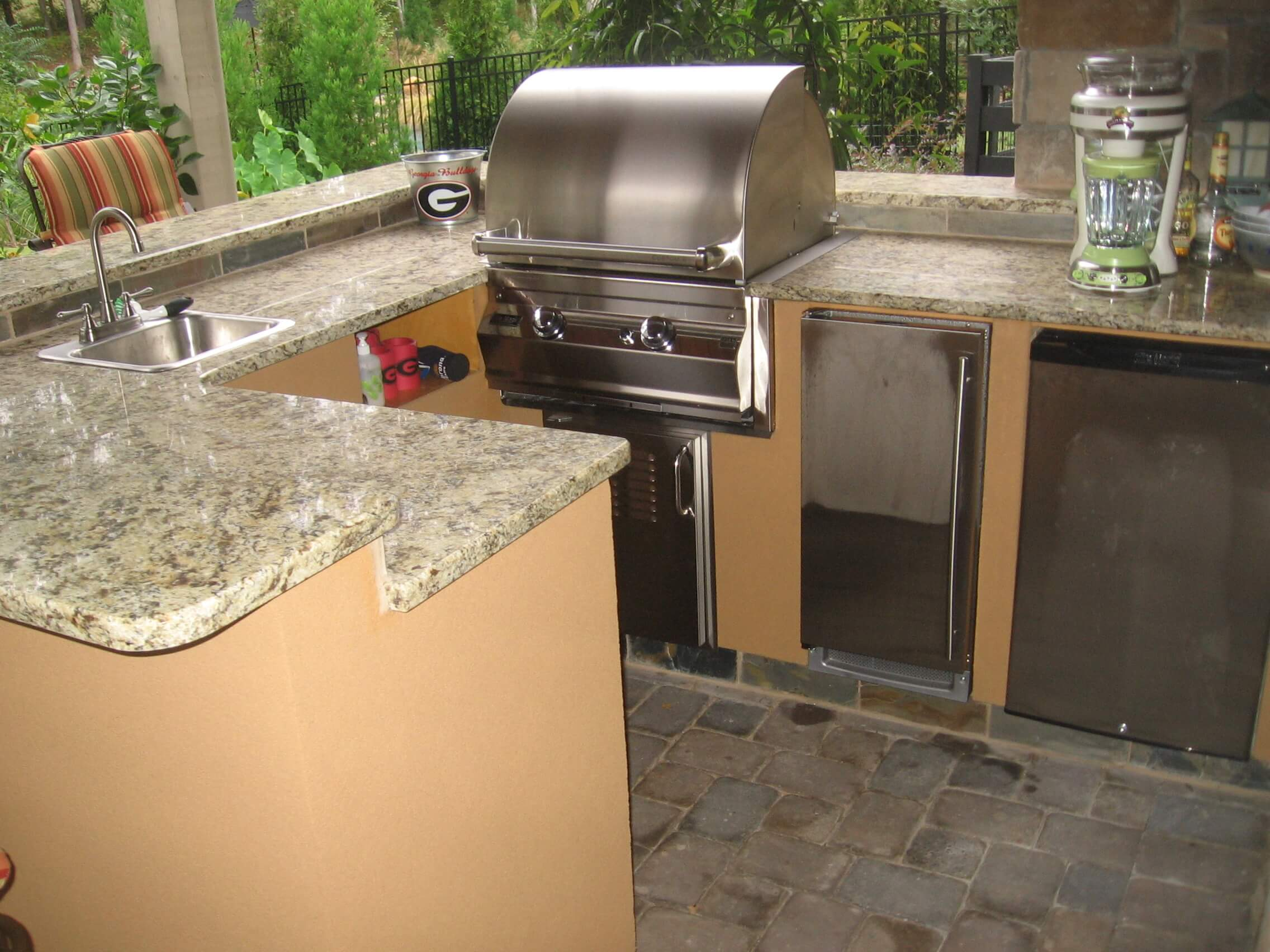Outdoor kitchens Outdoor kitchen cost estimator