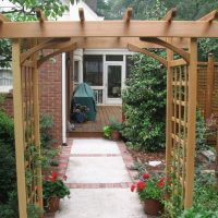 Carpentry Arbors