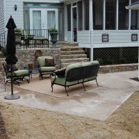 Before And After Gallery Greater Atlanta Landscaping C