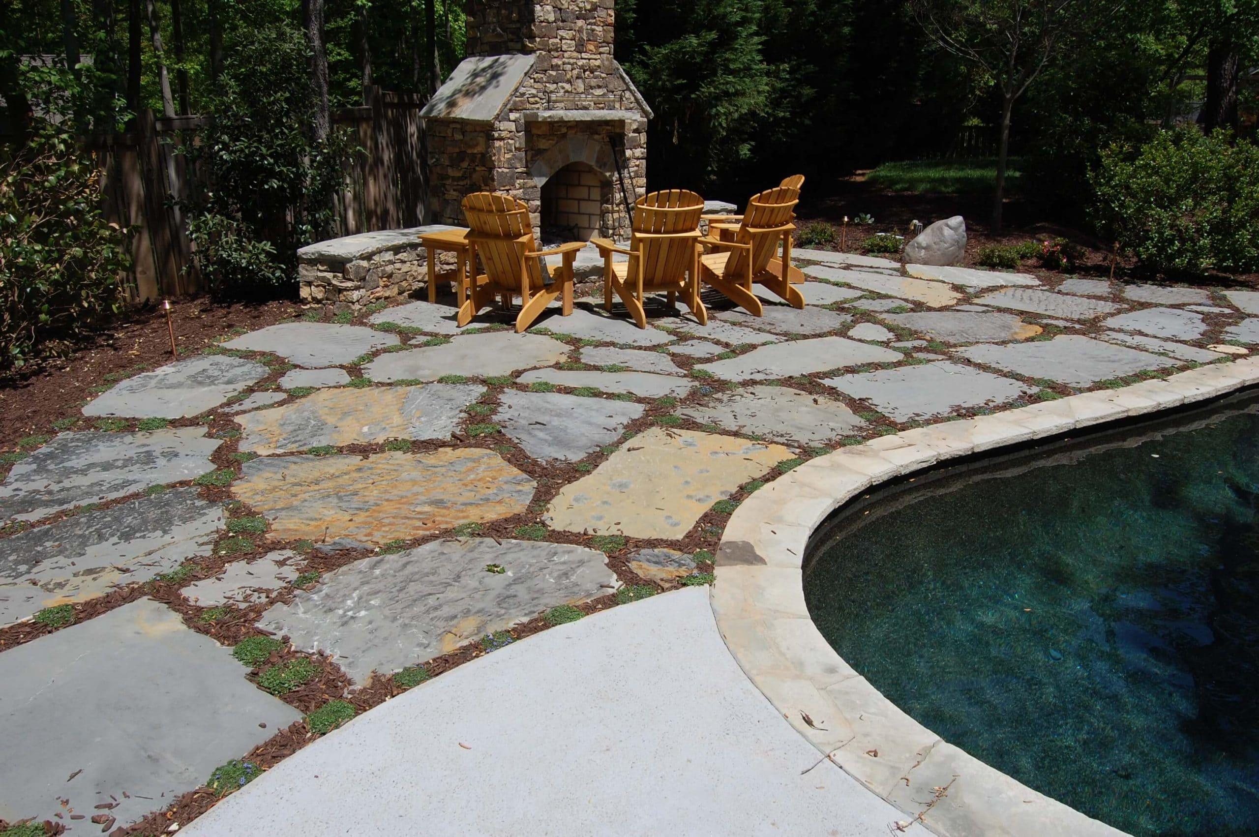 Dry Laid Stone Patios Cm Residential