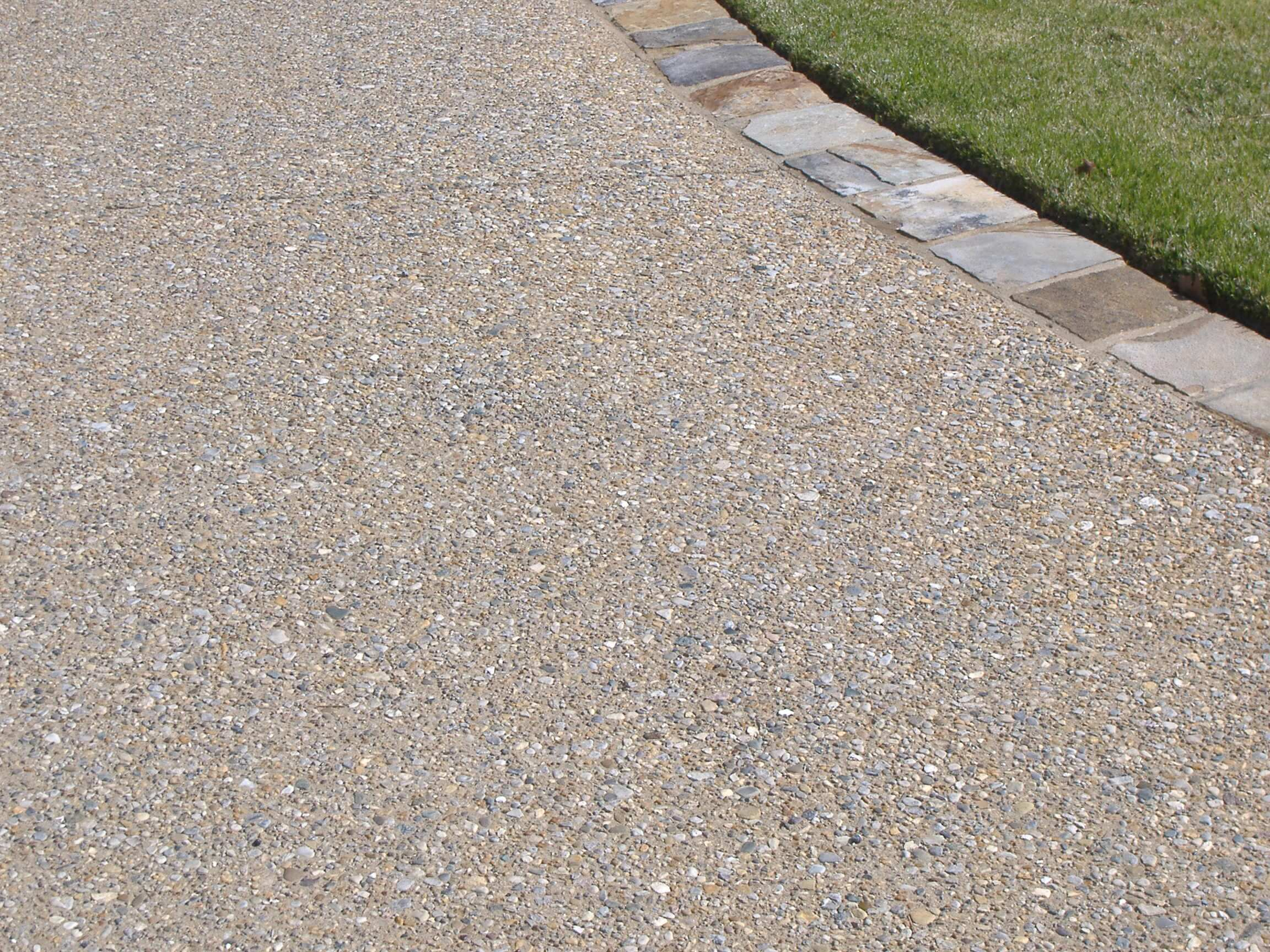 Driveways and Concrete Work