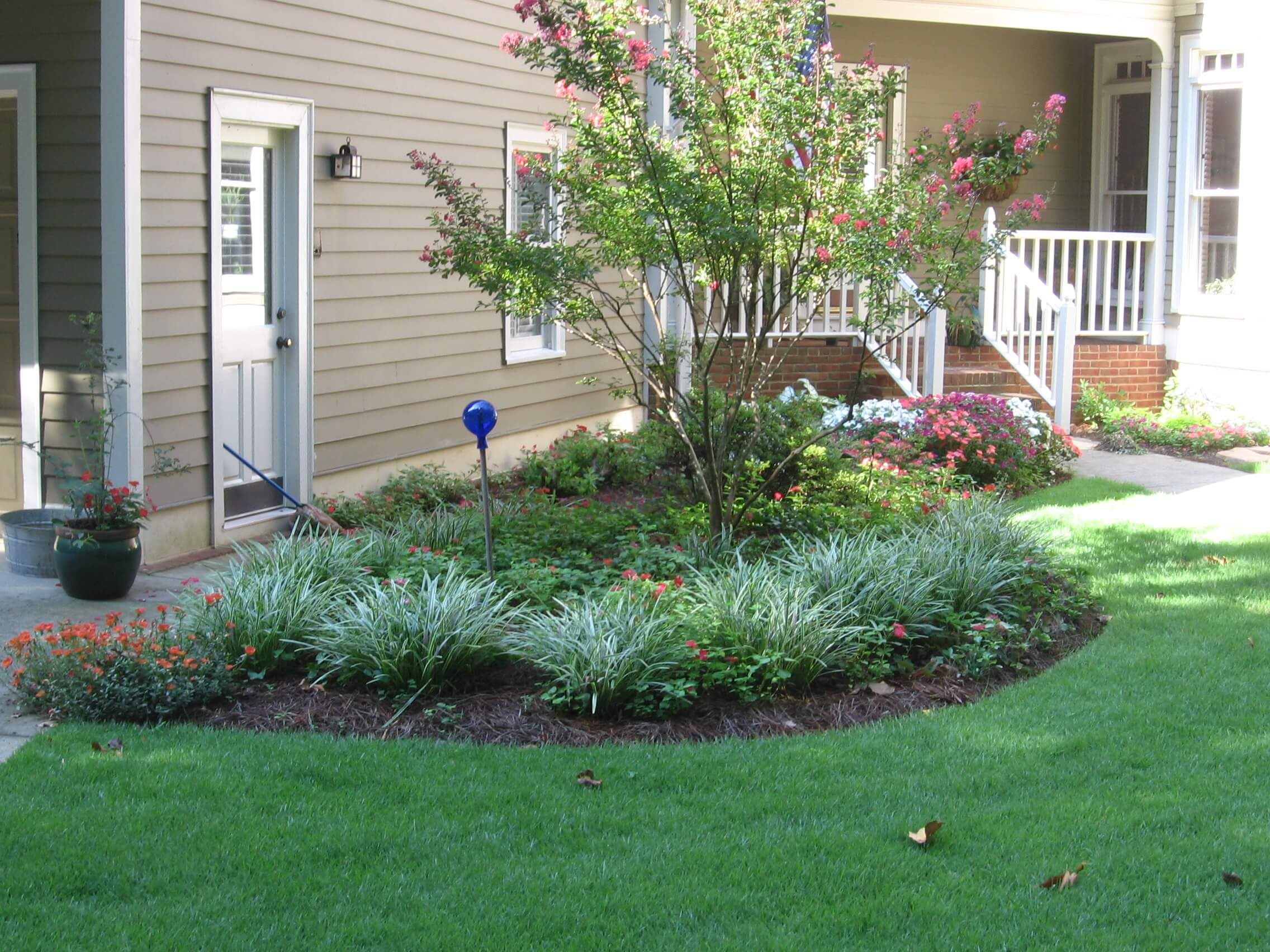 Full Home Amp Landscape Design In Buckhead Metro Atlanta