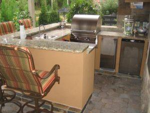 Outdoor Kitchen Marietta