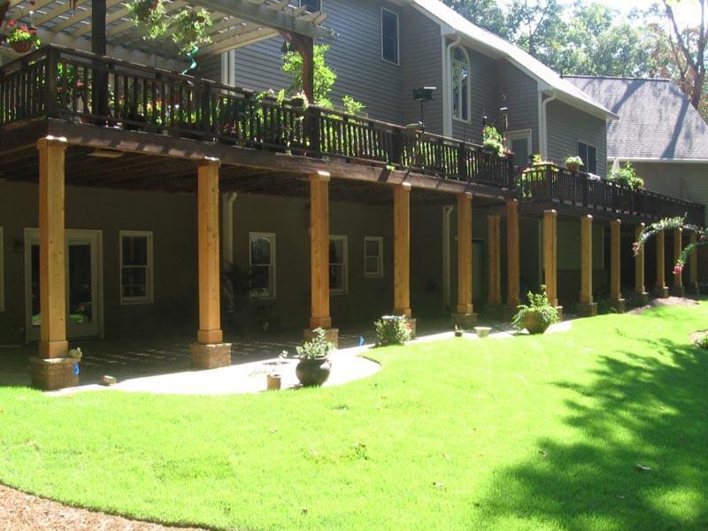 Marietta GA lawn care